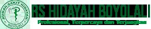 RS Hidayah Boyolali logo